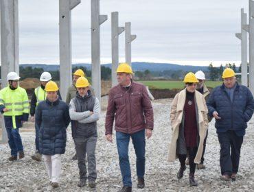 Diputación de Lugo y USC construyen el primer centro de investigación láctea de la provincia
