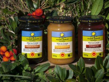 ¿Como os apicultores de Córsega conseguen vender o seu mel a 25 euros o quilo?