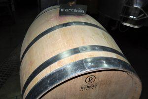 A Marcada é o viño emblema da adega