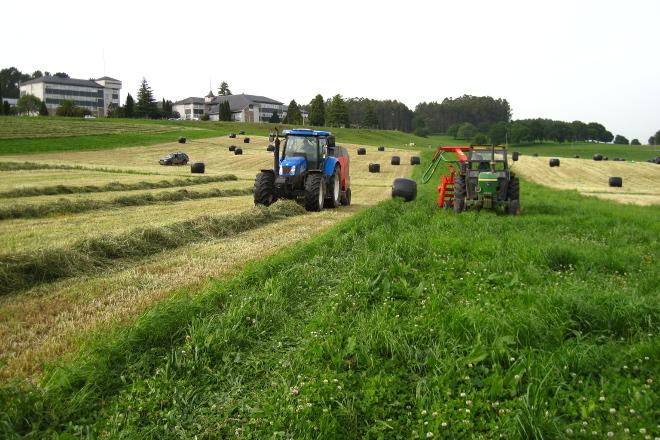 A Xunta participa nun proxecto europeo de dixitalización do sector lácteo