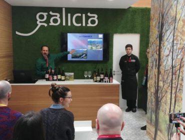 Éxito dos viños de Valdeorras no Fórum Gastronómico da Coruña