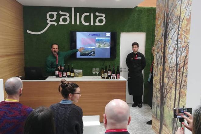 Éxito de los vinos de Valdeorras en el Fórum Gastronómico de A Coruña