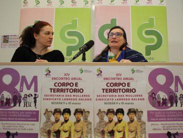 8 de Marzo: O Sindicato Labrego constata un empeoramento da igualdade no agro e no rural