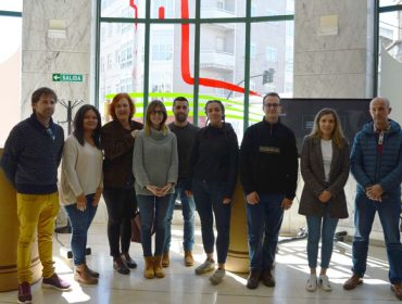 Alumnado da Fundación Belarmino Fernández visita a DO Monterrei