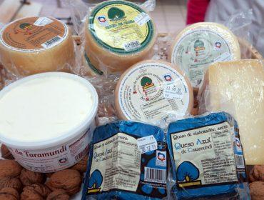 Queixería de Taramundi, 30 anos dando valor ao leite dos gandeiros da zona