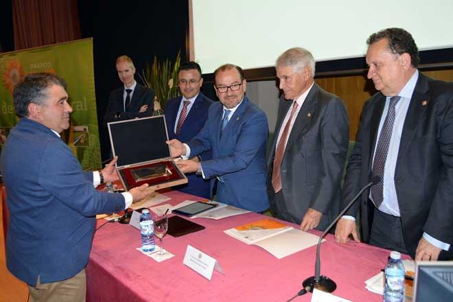 O Craega recolle o premio Aresa de Desenvolvemento Rural