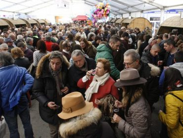 Fin de semana para disfrutar de los vinos de la Ribeira Sacra en Chantada
