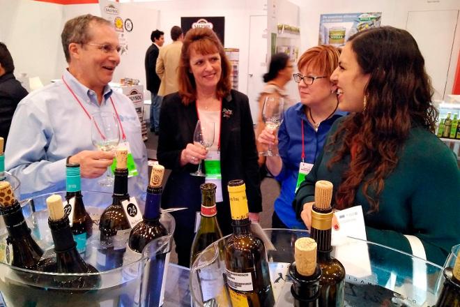 Los vinos de Rías Baixas se promocionan en México, uno de los mercados con mayor crecimiento