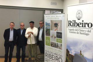 """Recuperan a tradicional """"Ruta do Viño do Ribeiro"""" como destino enoturístico"""