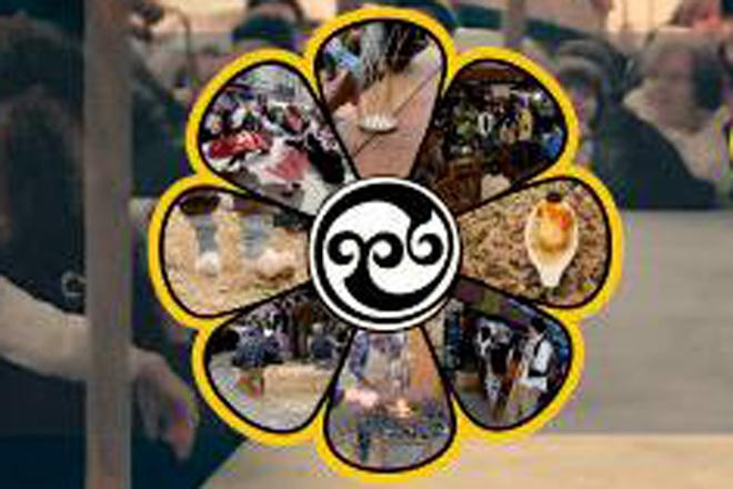 Símbolo do Mercado Tradicional Anual de Primavera do Valadouro