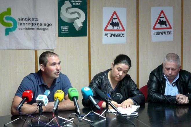 Manifestación o 11 de abril en Santiago para pedir medidas contra os ataques da fauna salvaxe no agro