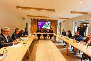 Primeiros pasos para un plan estratéxico para o sector do viño galego