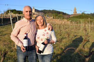 Adega Canción de Elisa: Colleiteiros do Ribeiro que apostan pola excelencia