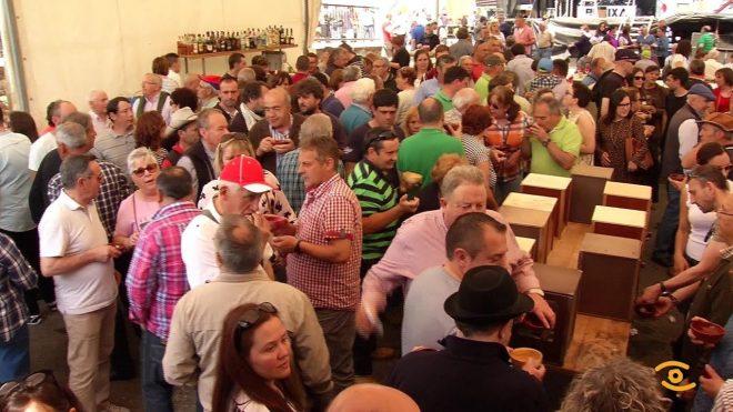 Os adegueiros do Navia dan a probar o viño novo o día 20 en Negueira de Muñiz