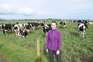 8 experiencias de estudantes galegas en ganderías de vacún de leite de Irlanda