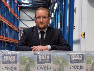"""""""En Leche Gaza traballamos cun sistema de cotas para que o gandeiro se implique coa cooperativa"""""""