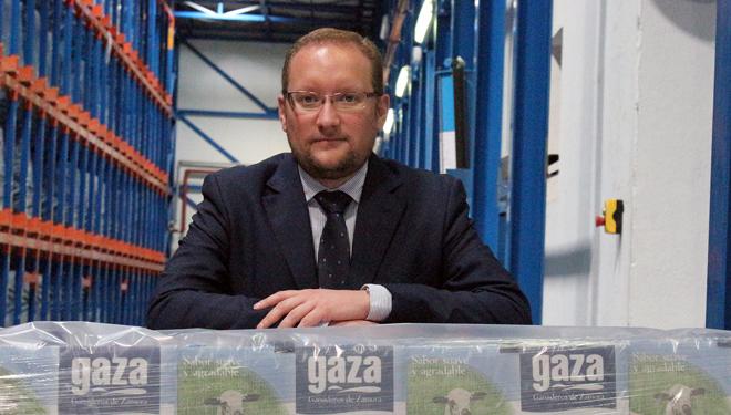 """""""En Leche Gaza trabajamos con un sistema de cuotas para que el ganadero se implique con la cooperativa"""""""