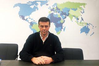 """""""O noso obxectivo é que De Heus sexa a primeira empresa de alimentación animal da Unión Europea"""""""