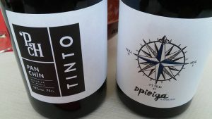 Panchín e Dpieiga, as dúas únicas marcas que embotellan