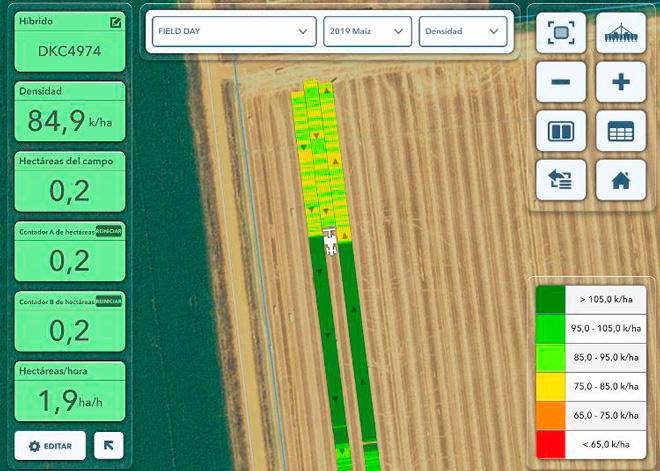O Ministerio oferta cursos para formar a agricultores e gandeiros nas novas tecnoloxías