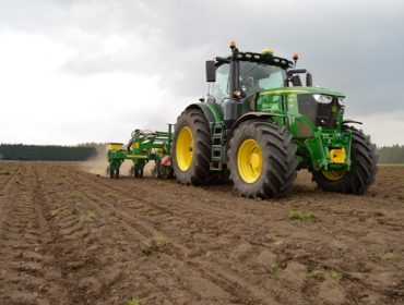 Novas tecnoloxías para optimizar e axilizar a sementeira do millo forraxeiro