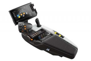 Valtra Smart Touch.