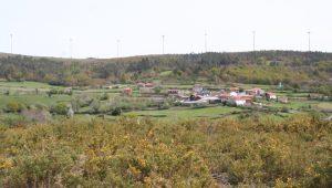 Vistas del lugar de Zobra.