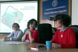 """""""O 75% dos participantes nas asembleas das Comunidades de Montes son homes"""""""