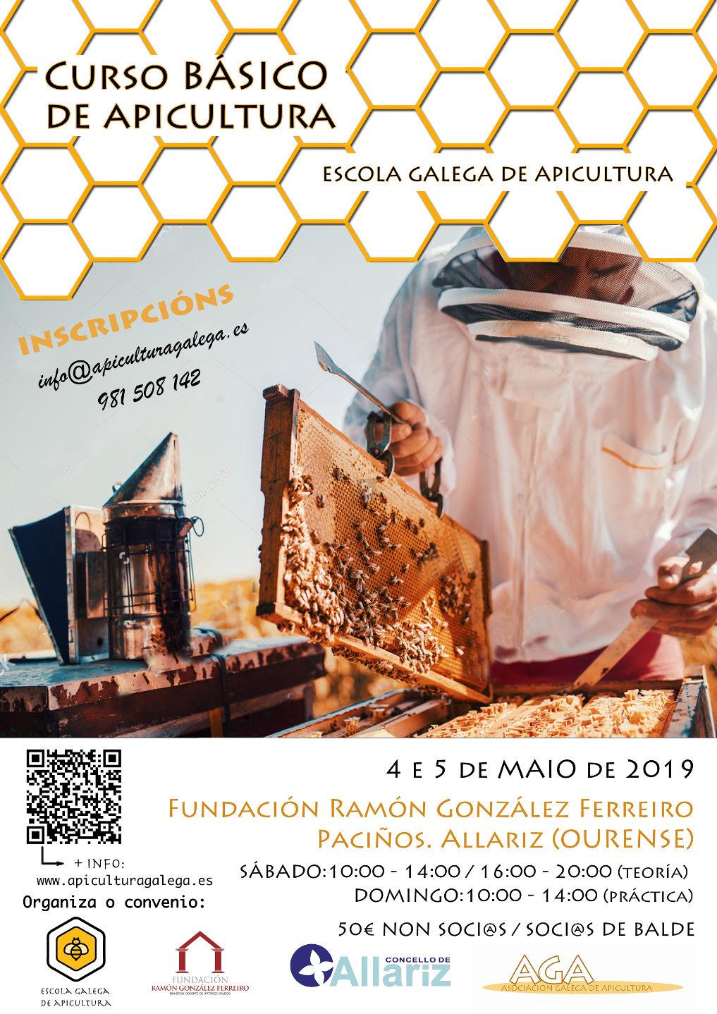 cartaz_curso basico apicultura 2019