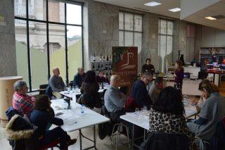 Monterrei organiza un curso sobre os solos vitícolas