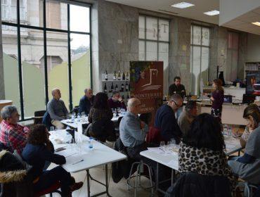 Monterrei organiza un curso sobre los suelos vitícolas