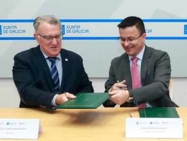 Acordo entre Xunta e concellos para mellorar a protección das aldeas fronte aos incendios