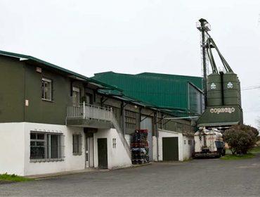 Anunciado el cierre de la planta de piensos de la cooperativa Copagro, en Valdoviño