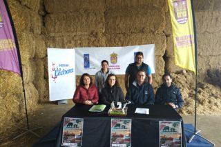 Santa Comba acolle a primeira carreira pedestre polas granxas