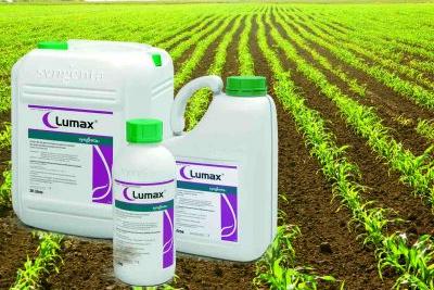 Lumax®, a xogada mestra para un control temperán das malas herbas do millo