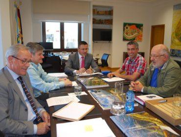Sintonía entre a Xunta e a Sociedade Galega de Pastos para fomentar o pastoreo