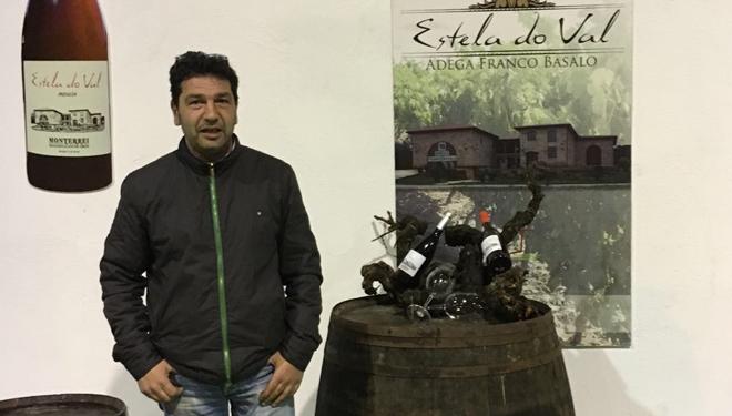 Franco Basalo, unha adega que culmina a tradición familiar no sector vinícola