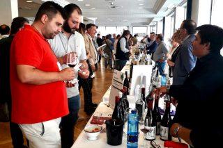 Los vinos de la D.O. Ribeiro triunfan en Madrid