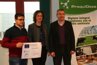 Investigan novos usos de extractos forestais para produtos gandeiros máis naturais