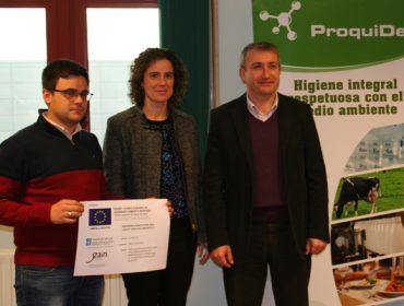 Investigan nuevos usos de extractos forestales para productos ganaderos más naturales