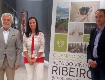 Programa para desfrutar do enoturismo na Ruta do Viño do Ribeiro