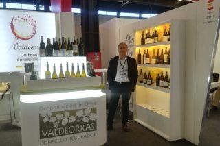 A DO. Valdeorras participa por primeira vez no prestixioso salón VinExpo de Bordeus