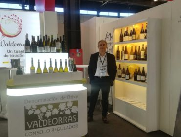 La DO. Valdeorras participa por primera vez en el prestigioso salón VinExpo de Burdeos