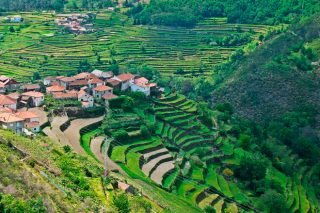 Sistelo, o 'pequeno Tibet portugués', mira a Galicia para potenciar o seu rural