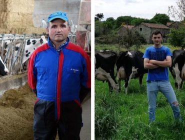 Dos ganaderías modelo en la mejora de grasa y proteína de la leche