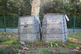 A Deputación de Pontevedra comeza a entrega de composteiros individuais ós Concellos