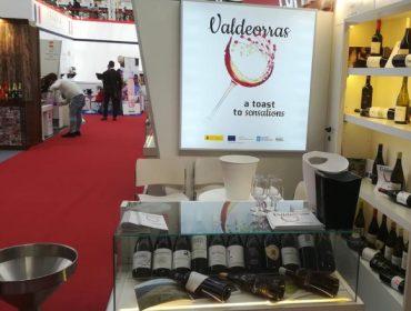 Los vinos de Valdeorras seducen en Londres