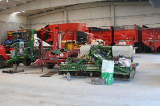 Concedidas 24 axudas para maquinaria agrícola en réxime asociativo