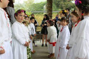 Representación dos maios a cargo da Asociación Cultural Abrente das Nogais na edición do ano pasado
