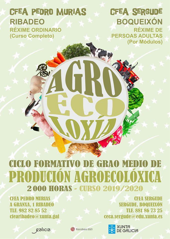CARTAZ PRODUCION AGROECOOXICA